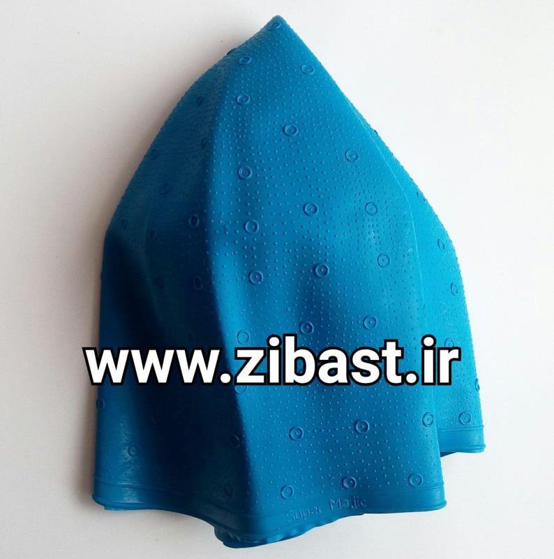 کلاه مش آبی