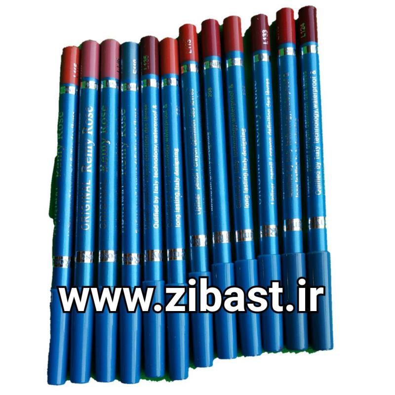 مداد خط لب رمی رز